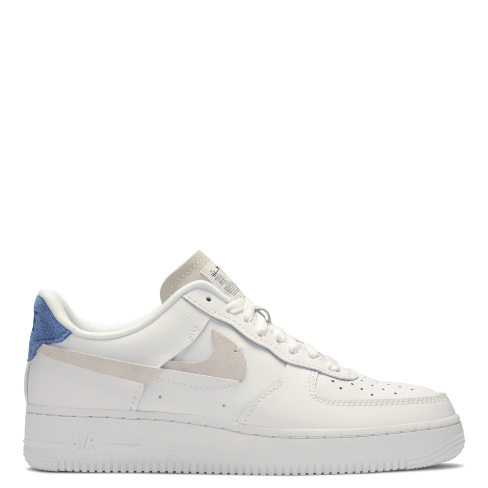 Nike Air Force 1 Inside Out (White/Red/Blue)