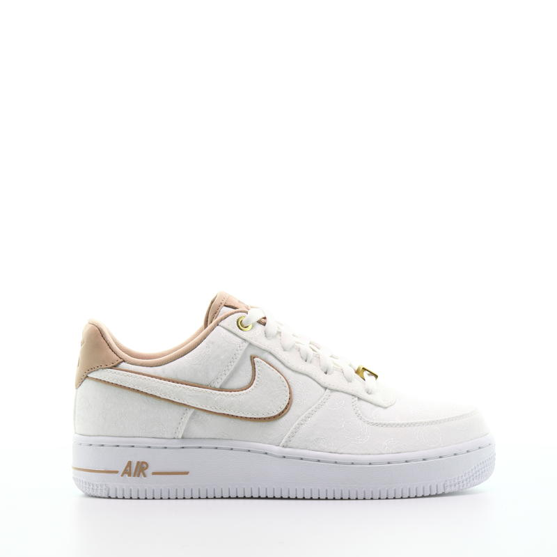 Air Force 1 Low 07 Lux (White/Beige)
