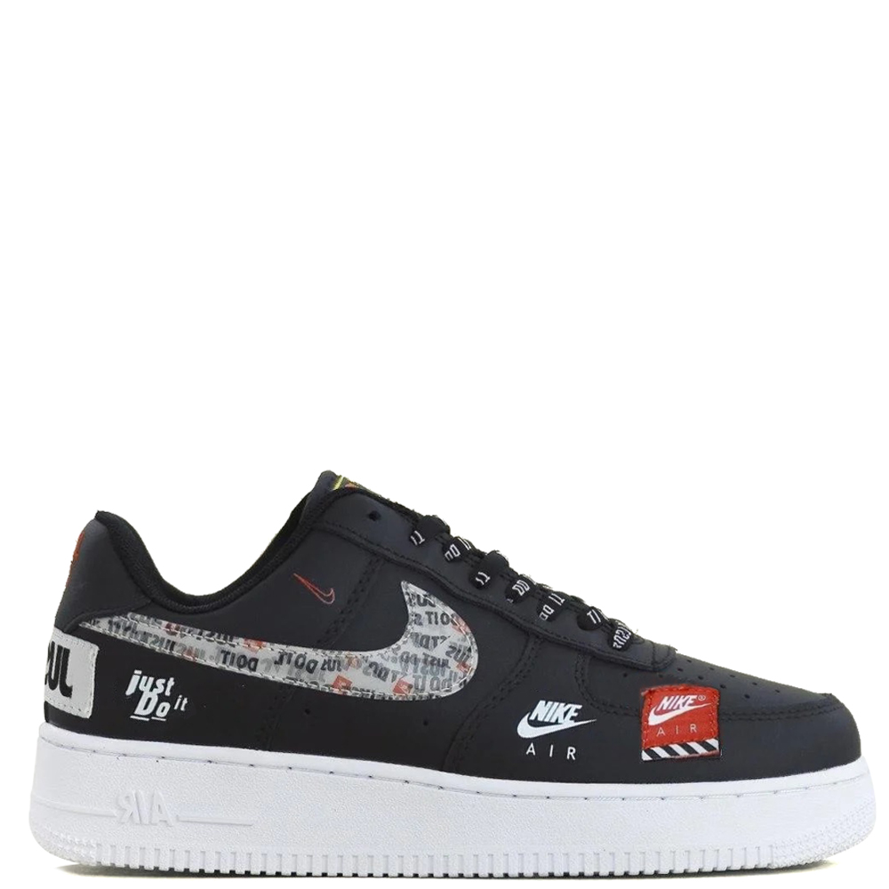 Nike Air Force 1 Low Just Do It (Black)
