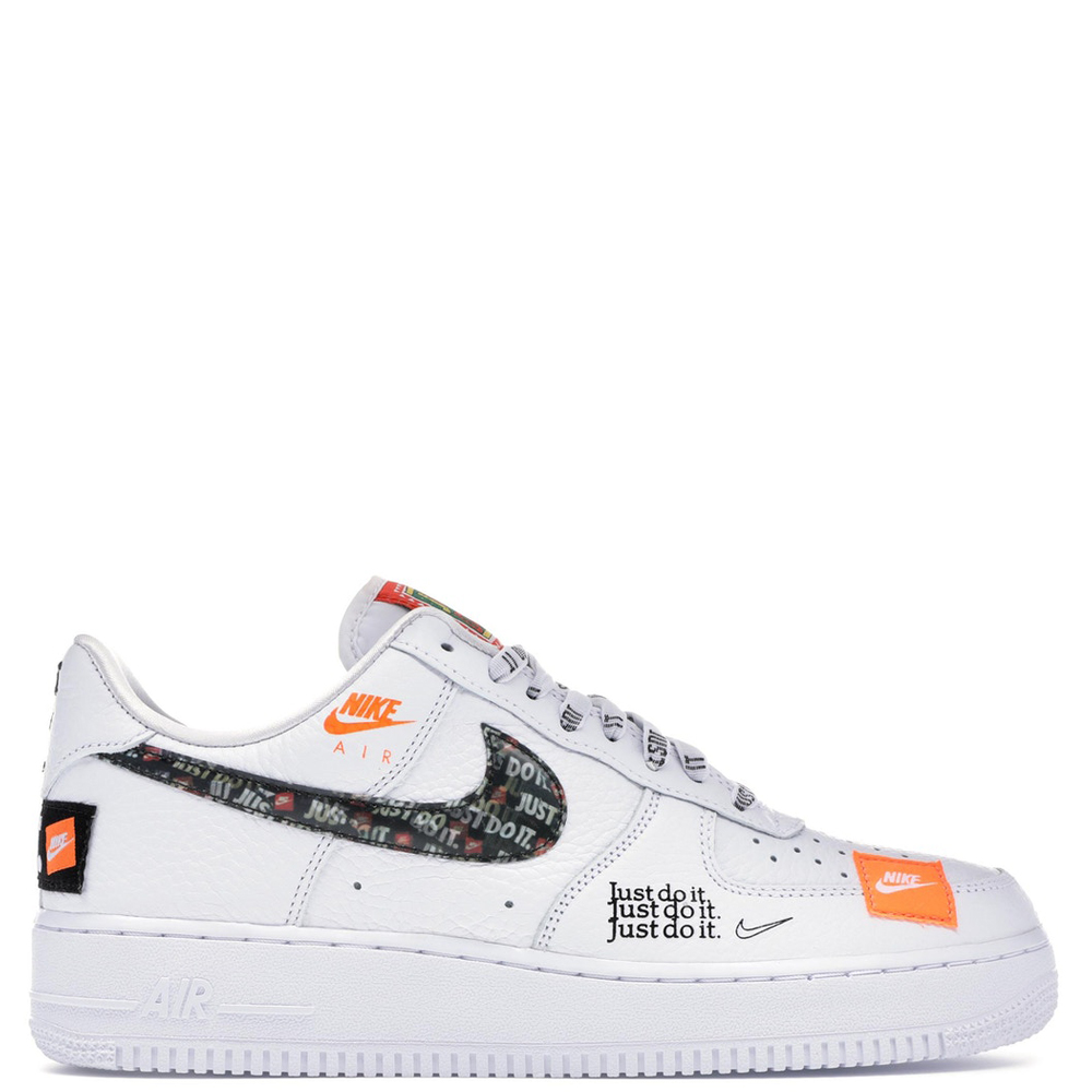 Nike Air Force 1 Low Just Do It (Pack White/Black)