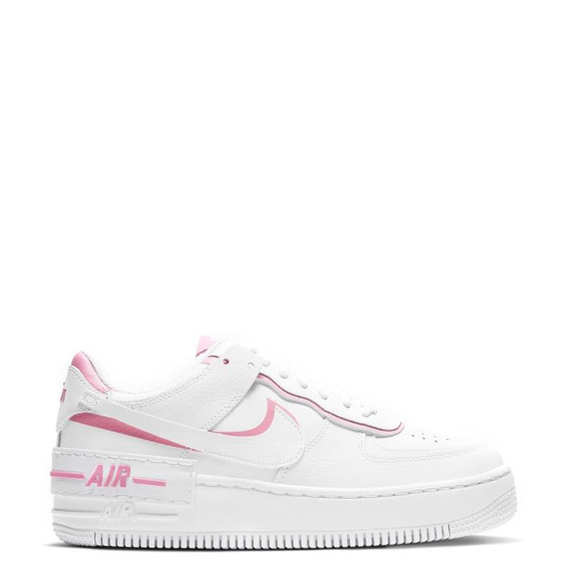 Nike Air Force 1 Shadow (White/Pink)