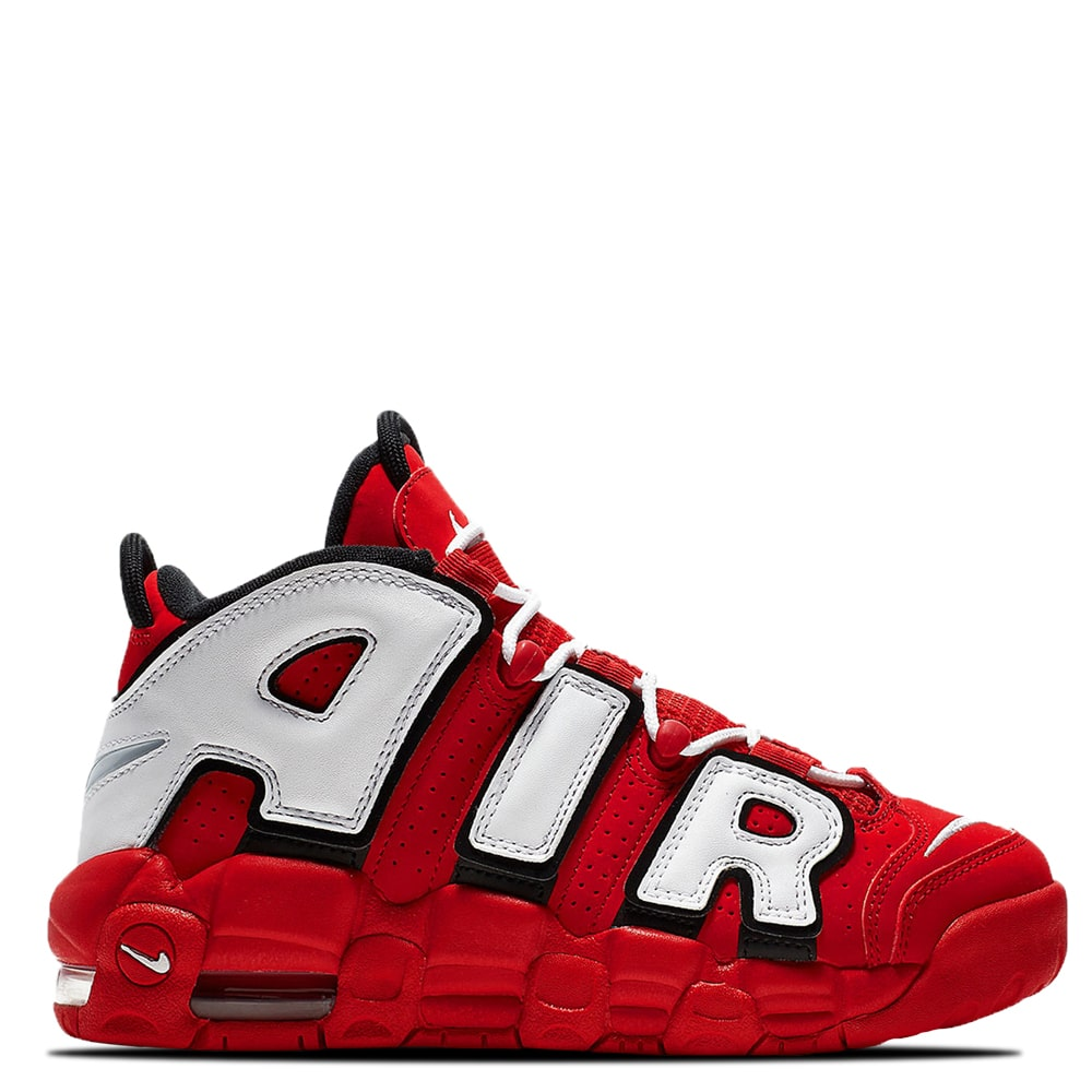 Nike Air More Uptempo 96 (Red/White)