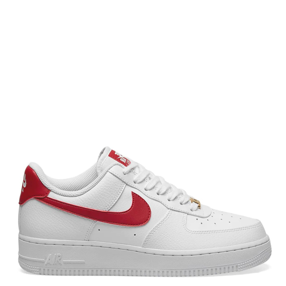 Nike Air Force 1 (White/Red)