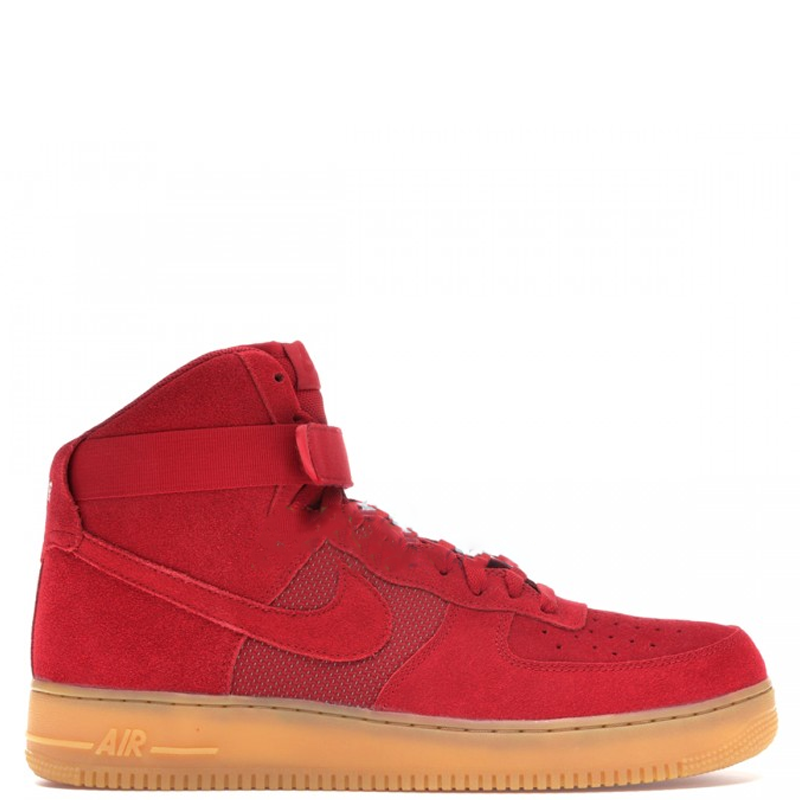 Nike Air Force Hight (Red)