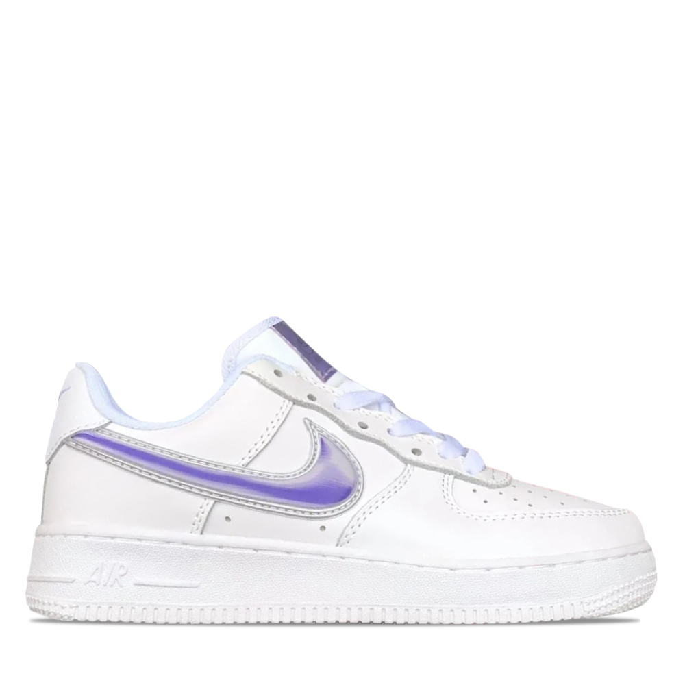 Nike Air Force 1 (White/Violet)