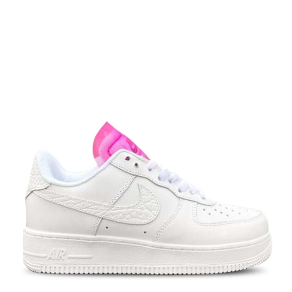 Nike Air Force 1 Lx White Lace (Pink)