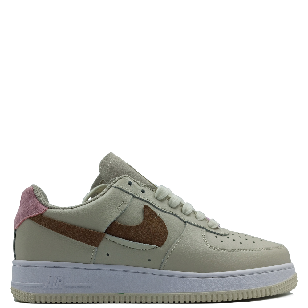 Nike Air Force 1 Inside Out V2 (White/Red/Blue)
