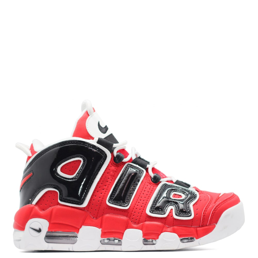 Nike Air More Uptempo 96 (Red/Black)