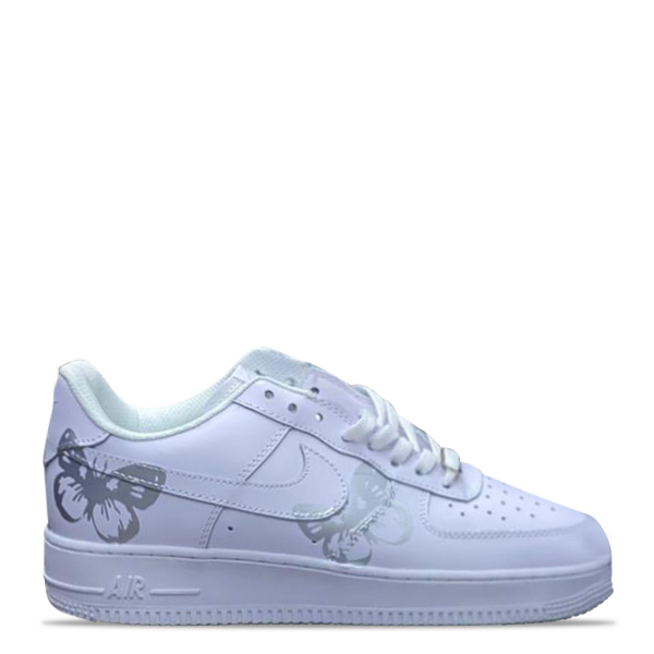 Nike Air Force 1 With Butterfly