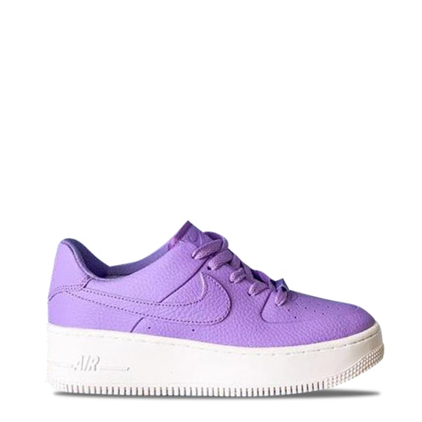 Nike Air Force 1 Low (Violet White)