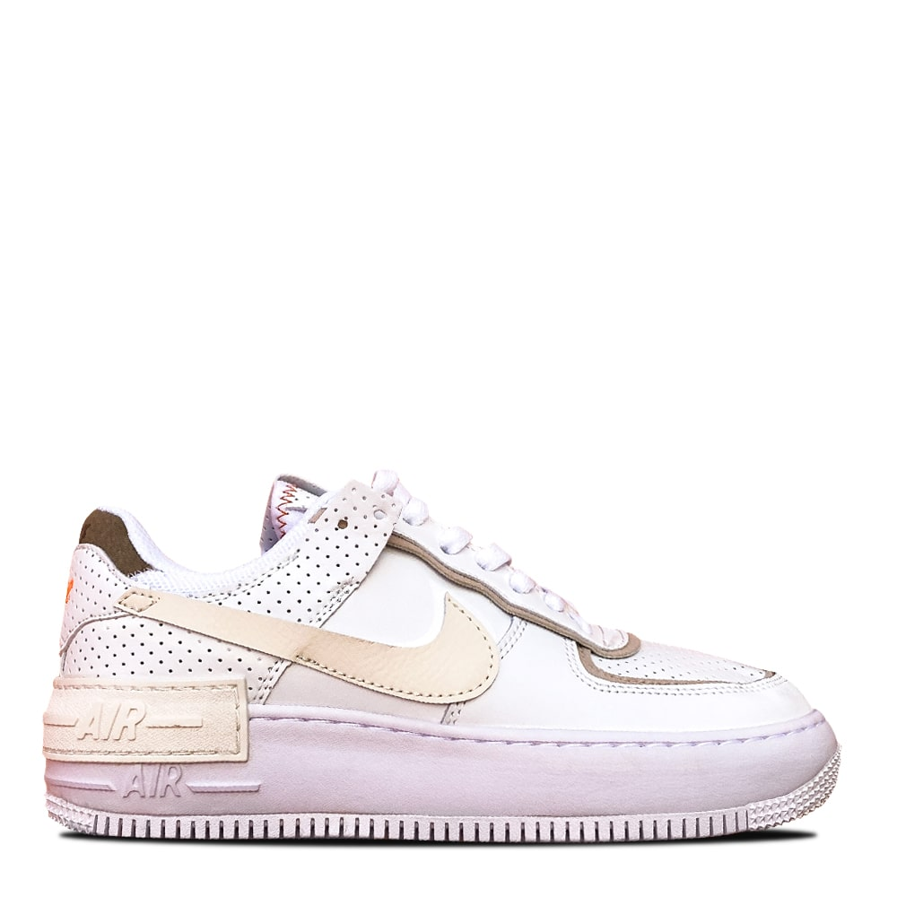 Nike Air Force Shadow (White/Pink)