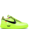 Nike Air Force 1 Off-White (Volt)
