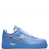 Nike Air Force 1 Off-White (Blue)